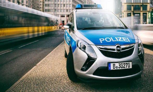 ©/Facebook/Polizei Berlin