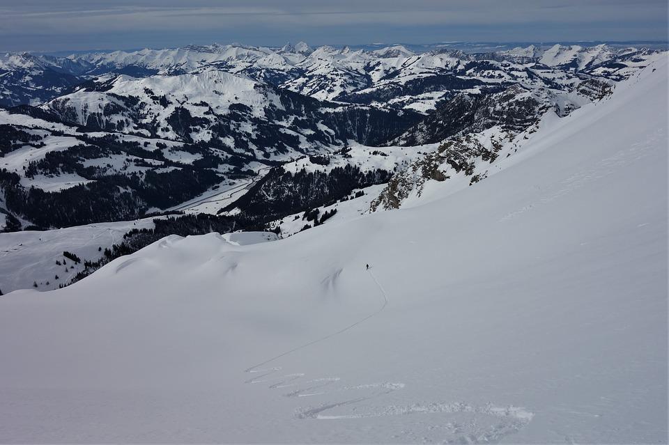 Χιονοστιβάδα Βαυαρία